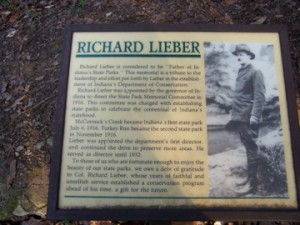 Information Display about Richard Lieber